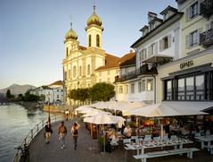 Luzern ist erfolgreichste Destination im Alpenraum