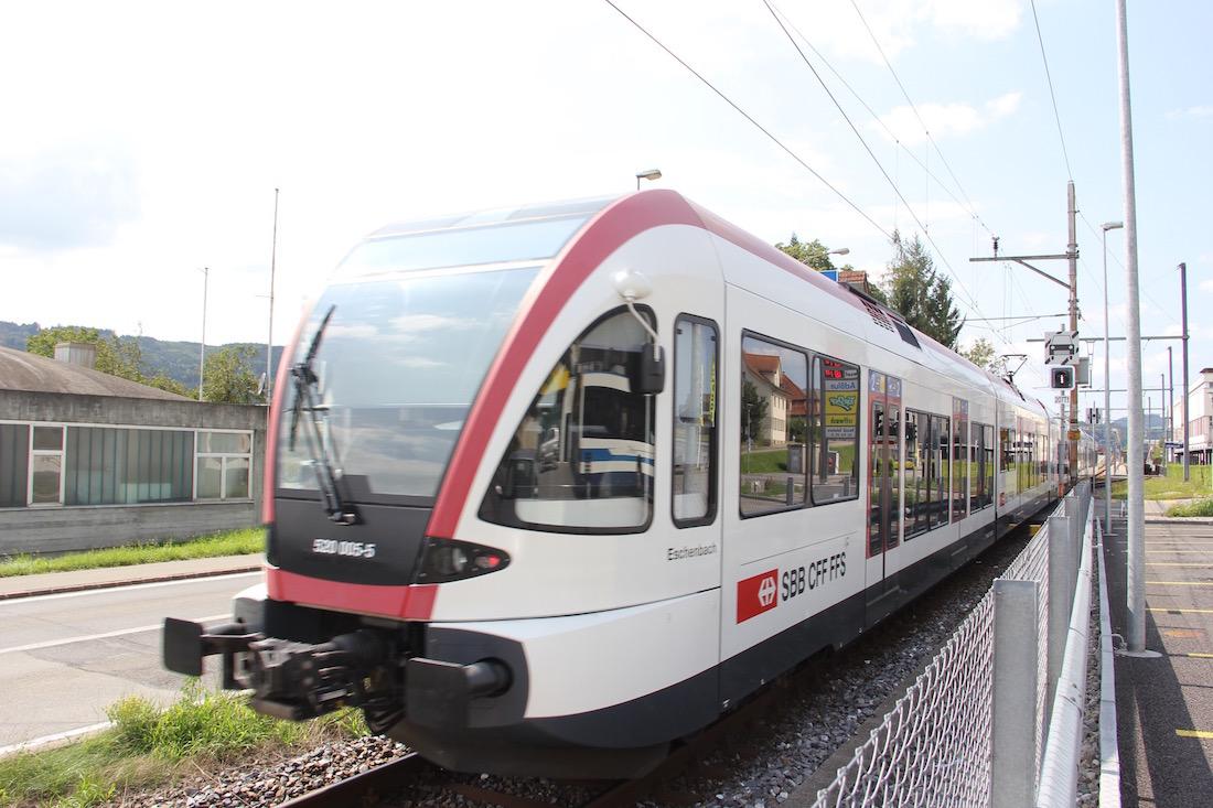 Gleisschaden in Luzern führt zu Zugsausfällen